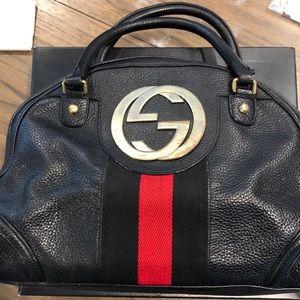 Gucci blonde bag